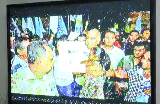 Bom Jesus da Lapa: Imagem da Globo fica congelada com candidato Paulo Souto por 24 horas