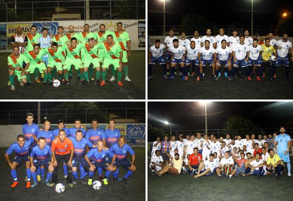 UNIFG/Guanambi vence Brumado em noite de comemoração no Clube Social de Brumado