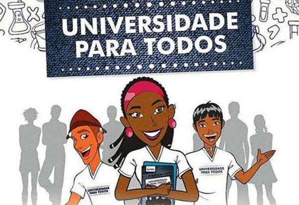 UNEB: Matrícula dos contemplados no Programa Universidade para Todos acontece de 21 a 24 de maio