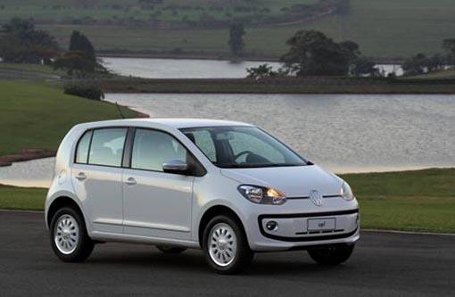 UP! Marcará início de uma nova era para a Volkswagen do Brasil