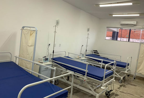 Centro da Covid-19 em Brumado que está sendo montado na unidade da UPA poderá entrar em funcionamento ainda essa semana