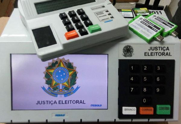 TSE mantém horário de votação nas Eleições 2018