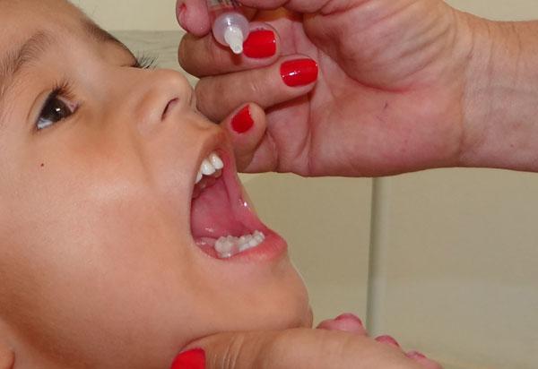 Brumado: campanha de vacinação contra poliomielite e sarampo só atingiu 58,63 % do público alvo