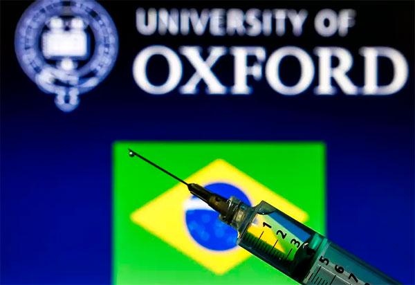 Itamaraty confirma importação de vacina de Oxford da Índia