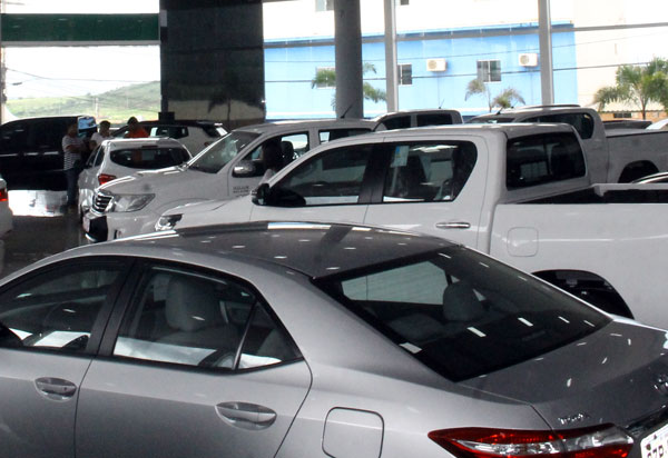 5bd76a9b0c6e Produção de veículos cresce 0,5% em abril, mostra Anfavea - Agora ...