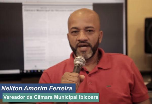 Vereador de Ibicora relata esquema de corrupção em diárias no Legislativo