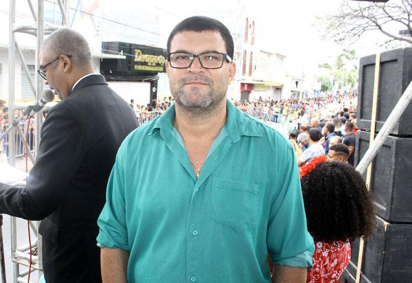 Brumado: vereador Rey de Domingão prestigia o desfile Cívico Militar de 7 de setembro