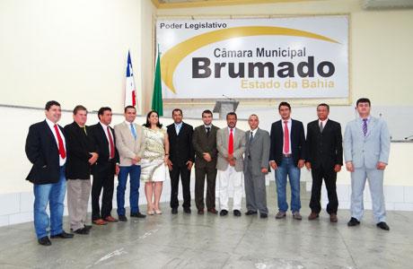 Brumado: Câmara aprova orçamento de 2014 na última sessão do ano de 2013
