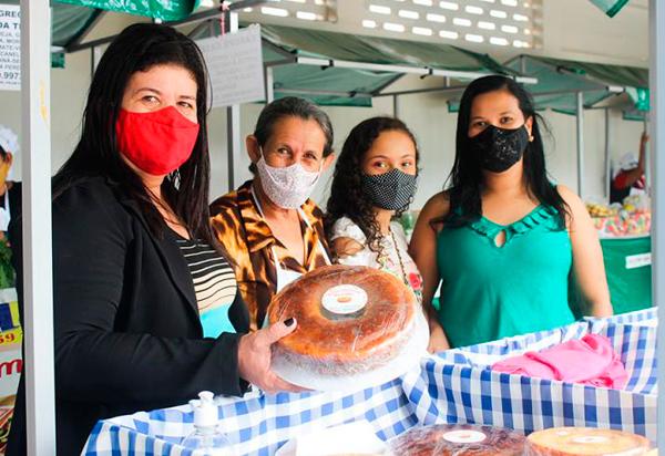 Brumado: Verimar do Sindicato comemora sucesso da Feira da Agricultura Familiar