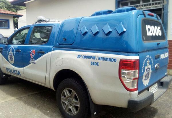 Brumado: Polícia Civil prende autor de tentativa de homicídio no Bairro São Jorge