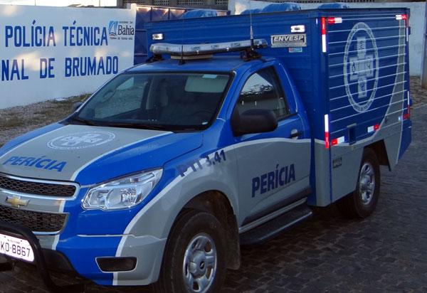 Homem é encontrado morto à tiros na comunidade de Passagem da Pedra, em Caturama