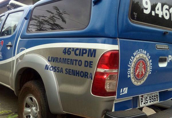 Van que transportava passageiros oriundos de São Paulo foi interceptada em barreira sanitária de Livramento