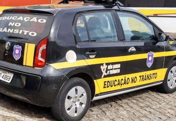 SMTT orienta sobre o registro de acidentes de trânsito em Brumado