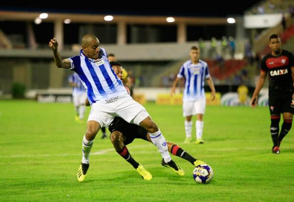 Vitória empata com o CSA, em 1 a 1, na estreia na Copa do Nordeste