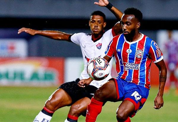 Campeonato Baiano: Bahia e Vitória ficam no empate sem gols no clássico