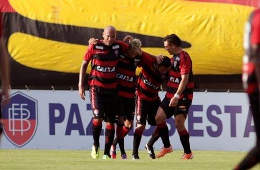Campeonato Baiano: Vitória goleia o Conquista e enfrenta o Bahia na final
