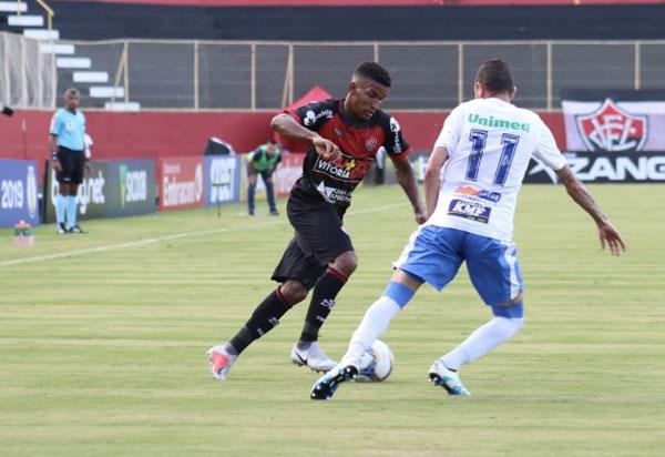 Série B: Vitória sofre virada jogando no Barradão