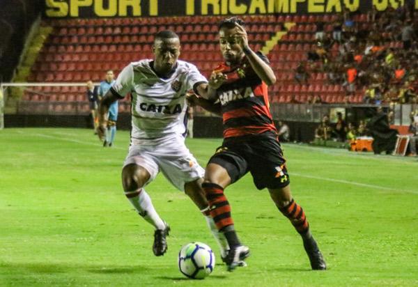 Fora de casa, Vitória empata em 0 a 0 com o Sport pelo Brasileirão