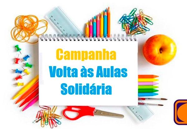 Kezinha Produções inicia campanha de doações de material escolar para crianças carentes