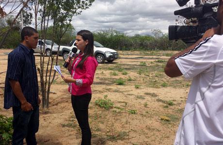 Brumado: Jovem que queria ser preso para fugir das drogas é entrevistado pela TV Sudoeste