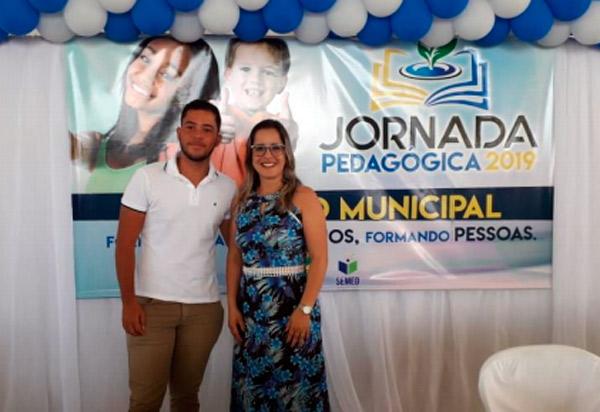 Consolidando parceiros e conquistando o mercado de Gestão Escolar, WSouza Sistemas participa de Jornada Pedagógica em Barra do Choça